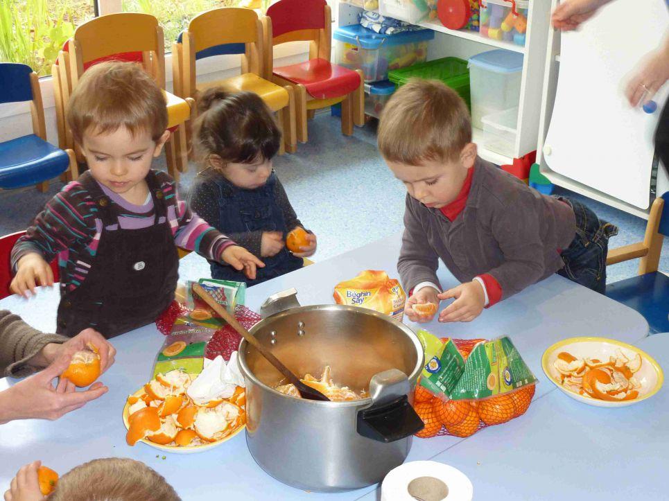Layrac site de la commune - Atelier cuisine maternelle ...